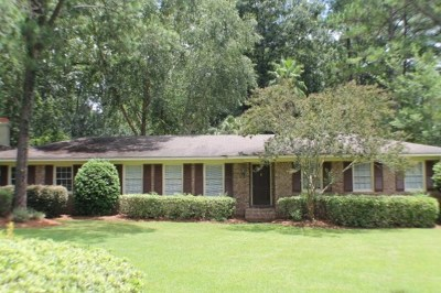 Single Family Home For Sale: 1103 Kimberly Drive