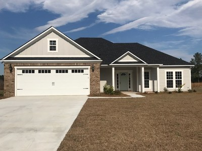 Berrien County, Brooks County, Cook County, Lowndes County Single Family Home For Sale: 2549 Tuscan Way
