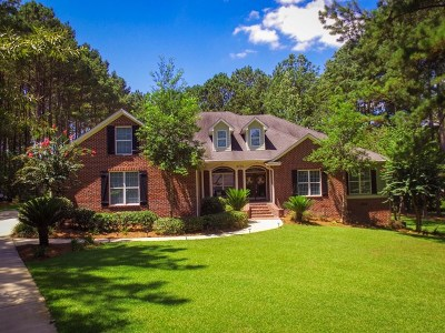 Valdosta Single Family Home For Sale: 4732 Misty Valley Circle