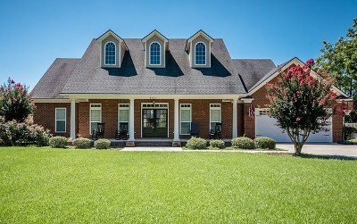 Valdosta Single Family Home For Sale: 3821 Orchard Way