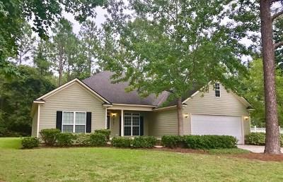 Valdosta Single Family Home For Sale: 4741 McAllister Street