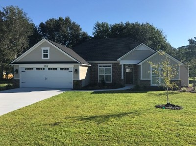 Valdosta Single Family Home For Sale: 4016 Hawthorne Drive