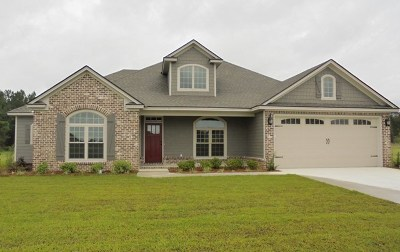 Valdosta Single Family Home For Sale: 3910 Cane Mill Run
