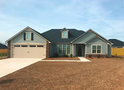 Single Family Home For Sale: 3913 Crusader Court
