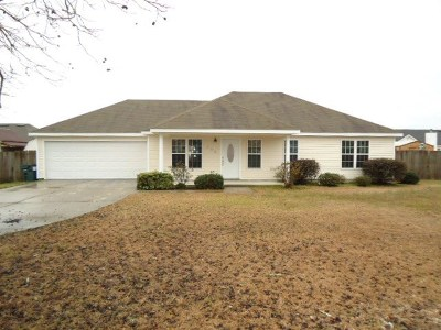 Ray City GA Single Family Home For Sale: $107,500