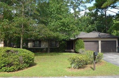 Berrien County, Brooks County, Cook County, Lanier County, Lowndes County Single Family Home For Sale: 1 Forrestridge Circle