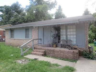 Valdosta Single Family Home For Sale: 616 Scott Drive