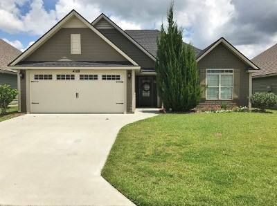 Hahira Single Family Home For Sale: 4188 Bright Creek