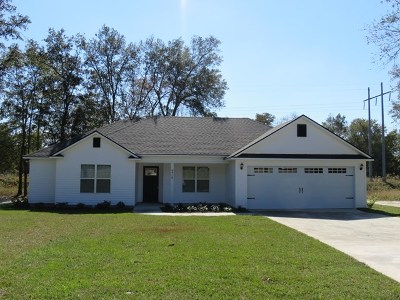 Single Family Home For Sale: 4519 Brice Bend