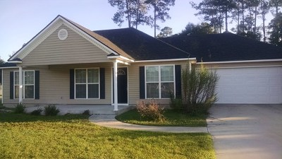 Lakeland Single Family Home For Sale: 23 Palmetto Pines