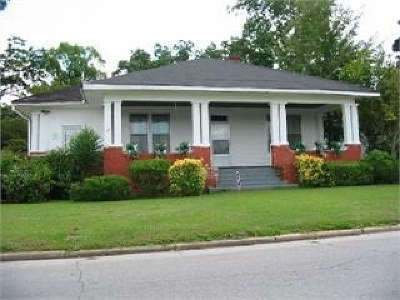 Valdosta Single Family Home For Sale: 311 Jl Lomax Dr