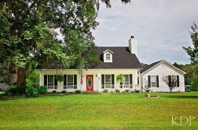 Valdosta Single Family Home For Sale: 4632 Vann Road