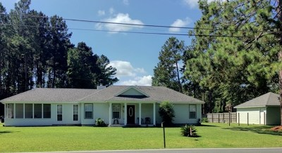 Hahira Single Family Home For Sale: 508 E Stanfill Street
