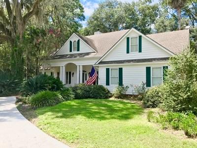 Valdosta Single Family Home For Sale: 4552 Tillman Bluff Rd