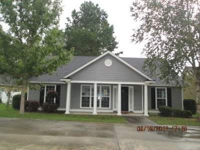 Valdosta Single Family Home For Sale: 4217 Deercrest