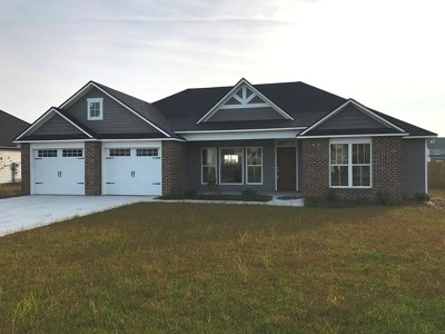 Berrien County, Brooks County, Cook County, Lowndes County Single Family Home For Sale: 3908 Valiant Court