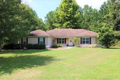 Valdosta Single Family Home For Sale: 130 Pine Forest Drive