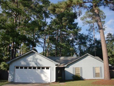 Valdosta Single Family Home For Sale: 2407 Lowndes Drive