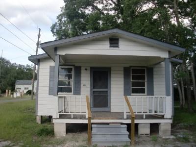 Valdosta Single Family Home For Sale: 217 Walnut Street