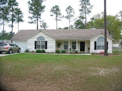 Lake Park Single Family Home For Sale: 5207 Field