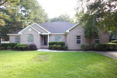 Valdosta GA Single Family Home For Sale: $325,000