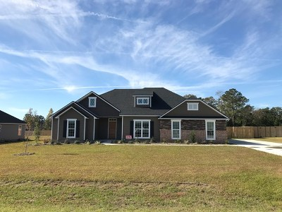 Berrien County, Brooks County, Cook County, Lanier County, Lowndes County Single Family Home For Sale: 26 Barrett Lane