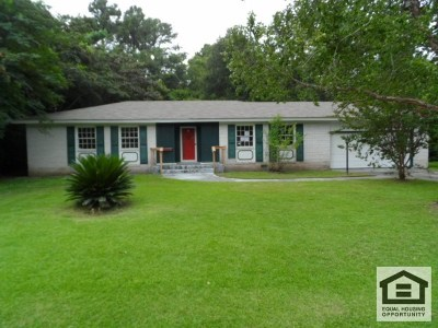 Valdosta GA Single Family Home For Sale: $32,400