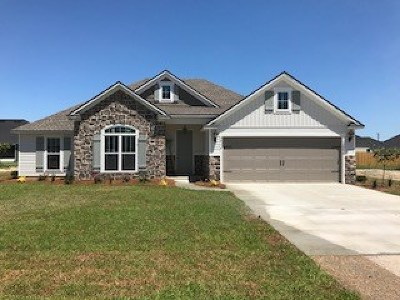 Valdosta GA Single Family Home For Sale: $205,700