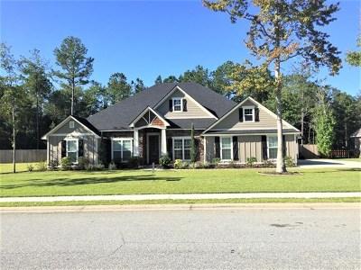 Valdosta Single Family Home For Sale: 3751 Alene Way