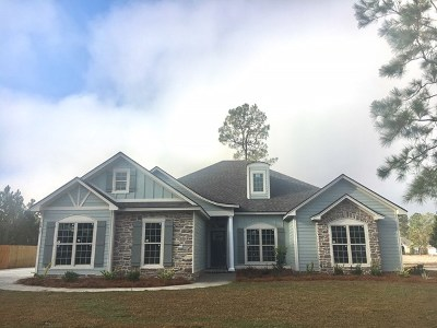 Valdosta Single Family Home For Sale: 3617 Knights Mill Drive