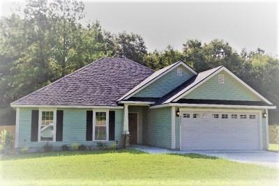 Valdosta Single Family Home For Sale: 4951 Sandy Hill Drive
