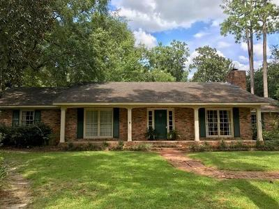 Valdosta Single Family Home For Sale: 302 Georgia Avenue
