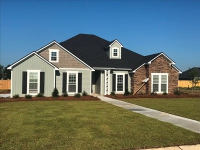 Berrien County, Brooks County, Cook County, Lowndes County Single Family Home For Sale: 3901 Crusader Court