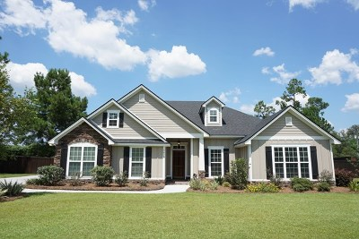 Hahira Single Family Home For Sale: 7416 Crabtree Crossing