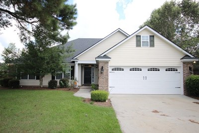Hahira Single Family Home For Sale: 5092 Village Way