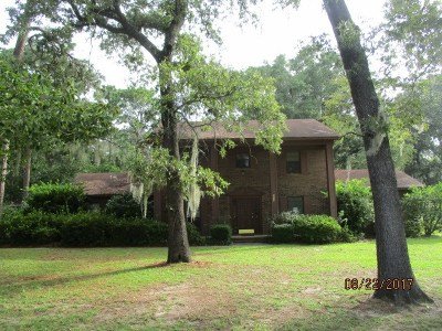 Lowndes County Single Family Home For Sale: 5410 Forest Drive