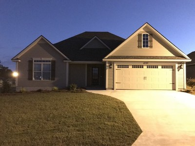 Berrien County, Brooks County, Cook County, Lanier County, Lowndes County Single Family Home For Sale: 4193 Addalyn Way