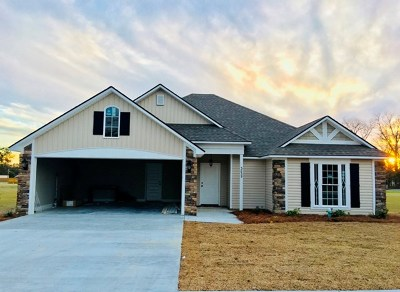 Berrien County, Brooks County, Cook County, Lanier County, Lowndes County Single Family Home For Sale: 3839 Coventry Drive