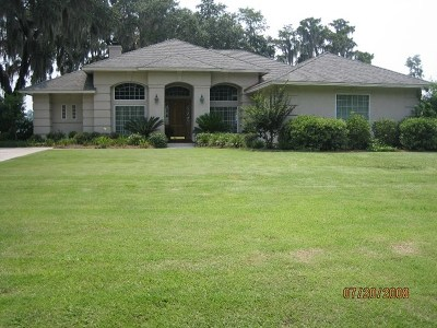 Lowndes County Single Family Home For Sale: 5694 N Danieli Drive