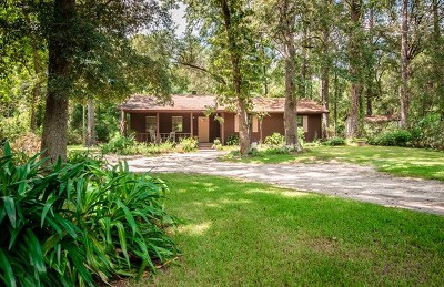 Lowndes County Single Family Home For Sale: 5202 Oakland Drive