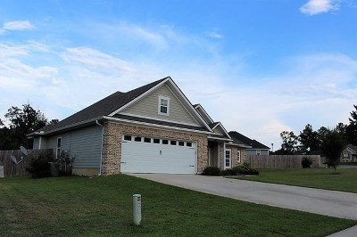 Berrien County, Brooks County, Cook County, Lanier County, Lowndes County Single Family Home For Sale: 4450 Kenilworth Circle