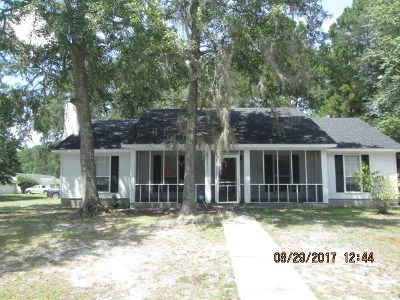 Lowndes County Single Family Home For Sale: 2810 Clayton Drive