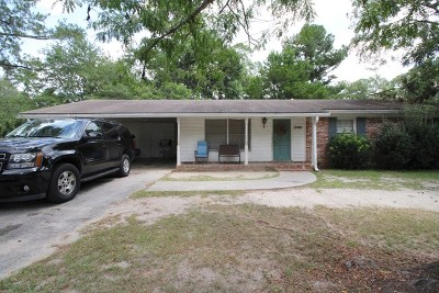 Berrien County, Brooks County, Cook County, Lanier County, Lowndes County Single Family Home For Sale: 2401 Deborah Drive