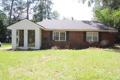 Valdosta Single Family Home For Sale: 2108 Mathis Drive