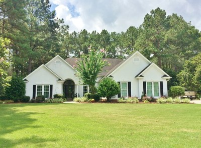 Lowndes County Single Family Home For Sale: 4419 Green Island Road