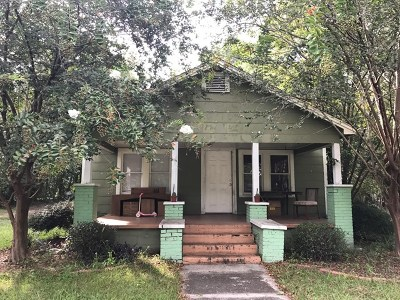 Nashville Single Family Home For Sale: 707 College