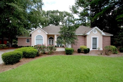Stone Creek Single Family Home For Sale: 4349 Plantation Crest Rd