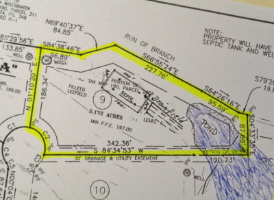 Lowndes County Residential Lots & Land For Sale: 4450 Joe K Drive