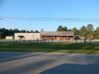 Berrien County Commercial For Sale: 605 Old Milltown Road