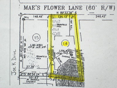 Berrien County, Lanier County, Lowndes County Residential Lots & Land For Sale: 4456 Mae's Flower Lane